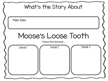 Moose's Loose Tooth