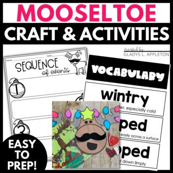 Mooseltoe Craftivity