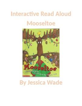 Mooseltoe Interactive Read Aloud