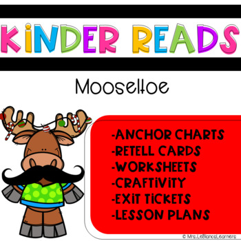 Mooseltoe Kinder Reads