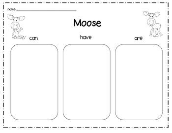 Mooseltoe Literacy and Math Unit