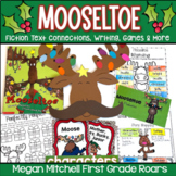 Mooseltoe Literature Connections, Writing, Math, and a Craft