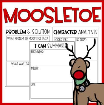 Mooseltoe / Read-Aloud