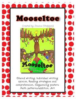 Mooseltoe Reading & Sequencing Mini Unit