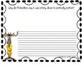 Mooseltoe Writing - A Response to Reading