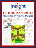 Mooseltoe by Margie Palatini Picture Book Notes