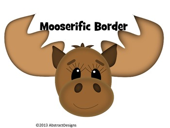 Mooserific Border