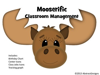 Mooserific Classroom Management Set
