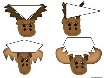 Mooserific Classroom Management Set