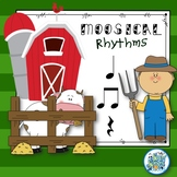 Moosical Rhythms - Read and Write Quarter and Eighth Notes Down on the Farm!