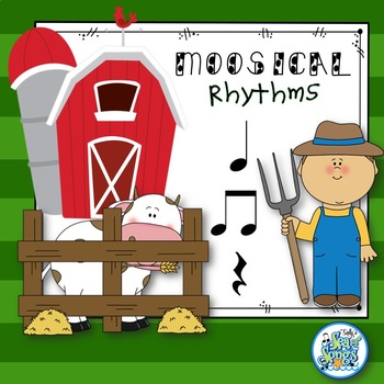 Moosical Rhythms - Read and Write Quarter and Eighth Notes