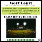 """Moot Court/Mock Trial: """"Take me out to the ball game..."""""""