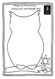 Mopoke by Philip Bunting Worksheet 2 CBCA Find Your Treasu