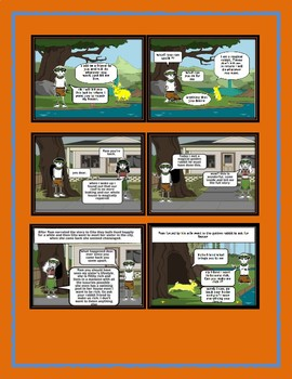 Moral Comics for FREE