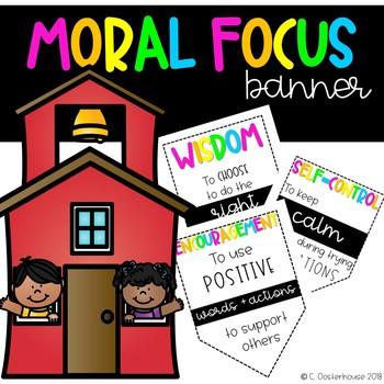 Moral Focus Banner