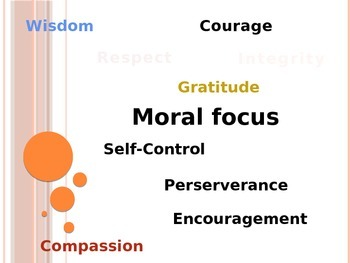 Moral Focus PowerPoint