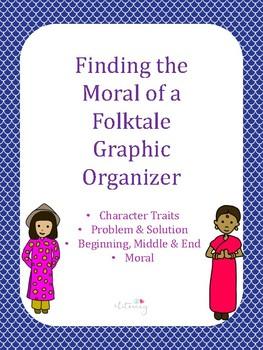 Moral of Folktale Graphic Organizer