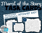 Moral of the Story Task Cards