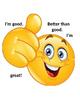 Morale Checks for Staff Using Emojis