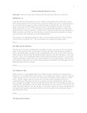 Morals of Fables Worksheets