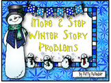 More 2 Step Winter Story Problems