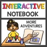 1st Grade Interactive Notebook Part 2