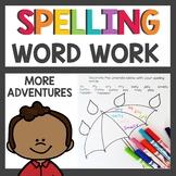 Spelling Pattern Word Worksheets Part 2