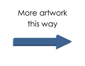 More Artwork This Way!