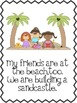 More Beach Activities for ELL