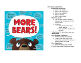 More Bears! Lesson Plan