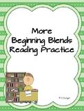 """More Beginning Blends (""""r"""" blends) Reading Practice"""