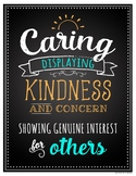 More C's for the 4 C's- CARING