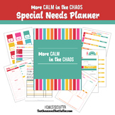 More Calm in the Chaos Planner for Moms