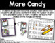 More Candy - Number Identification