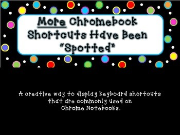 More Chromebook Shortcuts Have Been Spotted