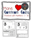More Common Core {Numbers 1 to 10}