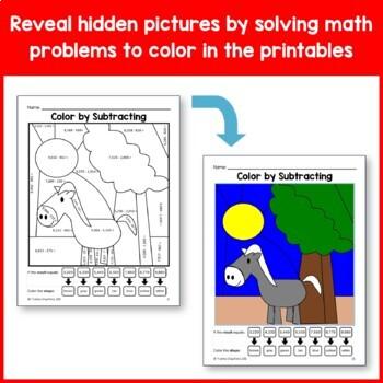 original-673679-3  Th Grade Math Worksheets Multiplication Color By Number on