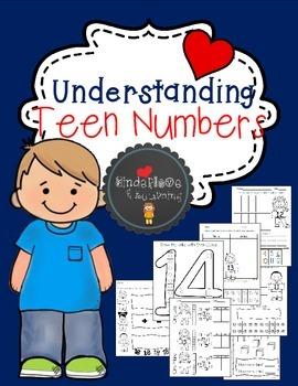 More Common Core {Understanding the Teens}