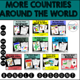 More Countries Around the World BUNDLE