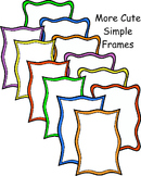 More Cute and Simple Frames