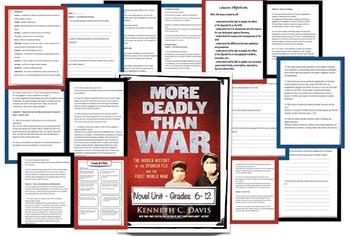 More Deadly Than War - Novel Guide