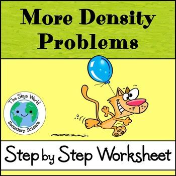 More Density Problems
