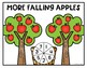 More Falling Apples Mini-Eraser Freebie