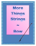 More Things Strings