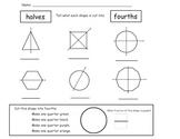 More Fraction Worksheets