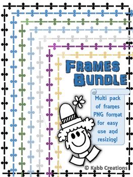 More Frames!  Bundled!!