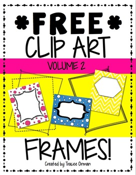 Free Frames & Borders for Commercial Use Vol 2