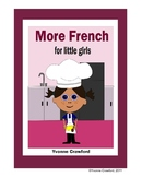 French for Little Girls Workbook #2