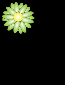 More Fun  Flower ClipArt