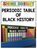 Hispanic Heritage History Month Periodic Table